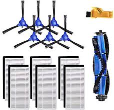 <b>Main Brush Filters</b> Replacement Kit for RoboVac 11S, RoboVac 12 ...