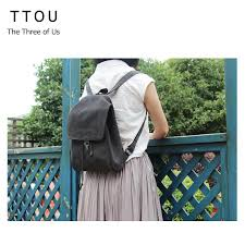 2019 <b>TTOU</b> Women <b>Canvas</b> Drawstring <b>Backpack</b> Large Capacity ...