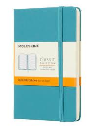 Блокнот Moleskine CLASSIC Pocket 90x140мм 192стр. <b>линейка</b> ...