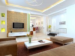 model living rooms:  modern minimalist living room d model