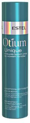 ESTEL <b>шампунь</b> Otium Unique <b>активатор роста</b> волос — купить ...