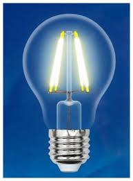 <b>Лампа светодиодная Uniel</b> UL-00002872, E27, A60, <b>7Вт</b> купить по ...