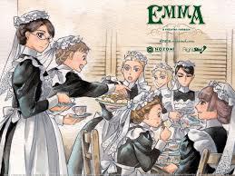 Emma và các cô hầu gái khác