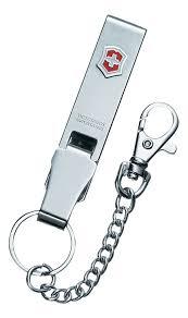 <b>Подвеска на ремень</b> Multiclip с карабином, кольцом для ключей и ...