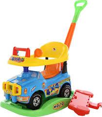 <b>Полесье</b> Автомобиль-<b>каталка Джип Викинг</b> цвет в ассортименте