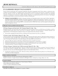 it director resume senior it manager resume example resume template project manager resume example entry level resume format for it manager