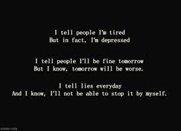 93 Depression Quotes (with Images) - Quotes about Depression ...