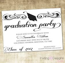 word templates for graduation party invitations com graduation party invitation word template