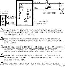 honeywell t410b1004 240 volts line voltage thermostat double pole 240v Thermostat Wiring 240v Thermostat Wiring #75 wiring 240v thermostat