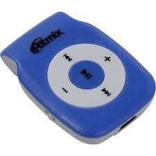 MP3 <b>плеер Ritmix RF-1015</b> 0 Мб Голубой — купить, цена и ...