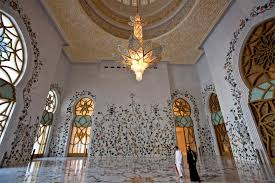 sheikh zayed mosque abu dhabi national geographic