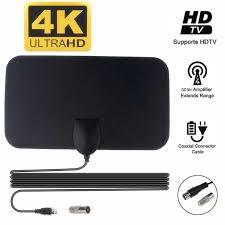 New <b>Indoor</b> Gain <b>30dBi Digital</b> DVB T/FM Freeview Aerial Antenna ...
