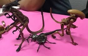 <b>New NECA Alien 3</b> creature pack - Alien: Covenant Forum
