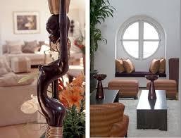 aline matsika statue african inspired furniture
