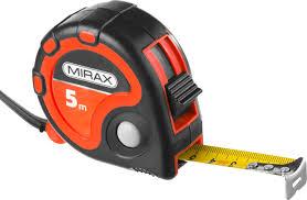 <b>MIRAX</b> RX-3 5м / 19мм <b>рулетка</b> в двухкомпонентном пластиковом ...