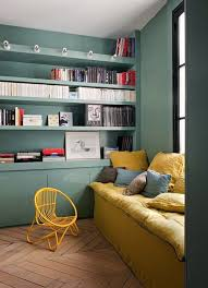 creative living room ideas design:  some yellow may be good in living room