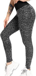 <b>Womens Seamless</b> Leggings High Waisted Workout Tight Leggings ...