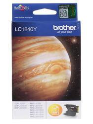 Купить <b>Картридж</b> струйный <b>Brother LC</b>-<b>1240Y</b> по супер низкой ...