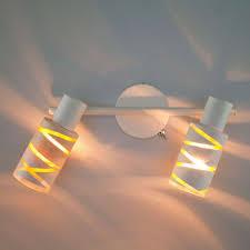 Настенный светильник <b>Eurosvet 20085/2 белый</b> - интернет ...