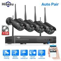 <b>4CH Wireless NVR</b> Kit