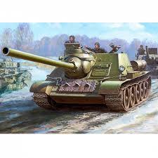 <b>Сборная модель Звезда</b> 3688 Советский истребитель танков <b>СУ</b> ...