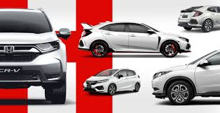 <b>Honda</b> New Zealand: Award Winning New Cars, SUVs & Value
