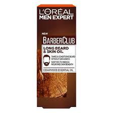 Loreal Men Expert Барбер Клаб <b>Масло для длинной</b> бороды, 30 мл
