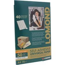 Этикетки <b>самоклеящиеся Lomond</b> 2100195 — купить, цена и ...