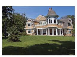 Shingle Style Home Plans at eplans com   House Plans from the    Temp