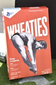 1984 flashback when oj simpson carried the olympic torch greg louganis scored the front of a wheaties box this spring