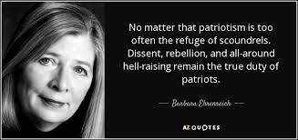 Greatest ten well-known quotes by barbara ehrenreich wall paper Hindi via Relatably.com