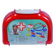 <b>Игровой набор SIMBA</b> 5549757 Доктор — купить в интернет ...
