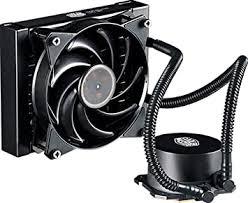 Buy Cooler Master MasterLiquid Lite 120 CPU Liquid ... - Amazon.in