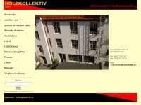 Johannes-tiebel.de - Homepage von Johannes Tiebel - Startseite - holzkollektiv-de