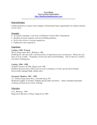 Resume For Retail Manager  executive assistant resume examples     Breakupus Fair Resume Samples For All Professions And Levels With Endearing Teacher Resume Skills Besides Sample