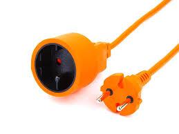 <b>Удлинитель Power Cube 10m</b> Orange PC-L1-B-10 | www.gt-a.ru