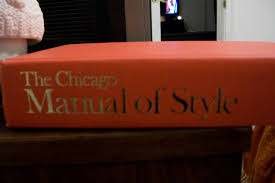 chicago manual style essay book  chicago manual of style ohio state university libraries