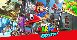 <b>Super Mario Odyssey</b>™ for the Nintendo Switch™ home gaming ...