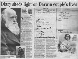 charles darwin essay selected press amp media notices of darwin online