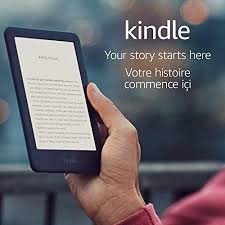Amazon <b>All</b>-<b>new Kindle</b>, now with a built-in front light - <b>Black</b>