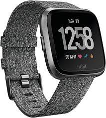 <b>Fitbit</b> Unisex <b>Versa</b> Special Edition Health and Fitness <b>Smartwatch</b> ...