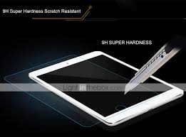 2pcs <b>ASLING 0.3mm 9H Tablet</b> Screen Protector Tempered Glass ...
