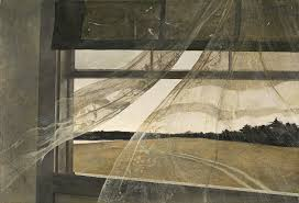 finding refuge in wyeth s windows wind from the sea 1947 tempera on hardboard acirccopy andrew wyeth