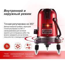 Интернет-магазин Уровень лазерный <b>DEKO LL57</b> | AliExpress ...