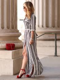 Season Summer Fabric <b>Chiffon</b> Pattern <b>Stripes</b> Style <b>Bohemian</b> ...