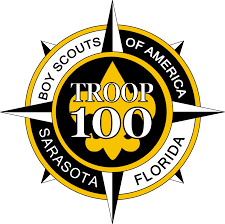 Eagle Scout Logo Boy Scout Troop 100 Sarasota Fl