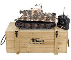<b>Радиоуправляемый танк Torro Sturmtiger</b> RW61 IR RC Tank PRO ...