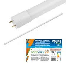 <b>LED</b>-<b>T8</b>-<b>18W</b>/<b>NW</b>/<b>G13</b>/<b>FR</b>/<b>FIX</b>/<b>O Лампа</b> светодиодная, матовый ...
