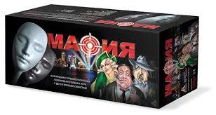 <b>Настольная</b> игра <b>Нескучные игры</b> Мафия: подарочный набор ...