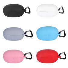 Silicone Earphone Carrying Case for <b>Xiaomi 1MORE Stylish</b> True ...